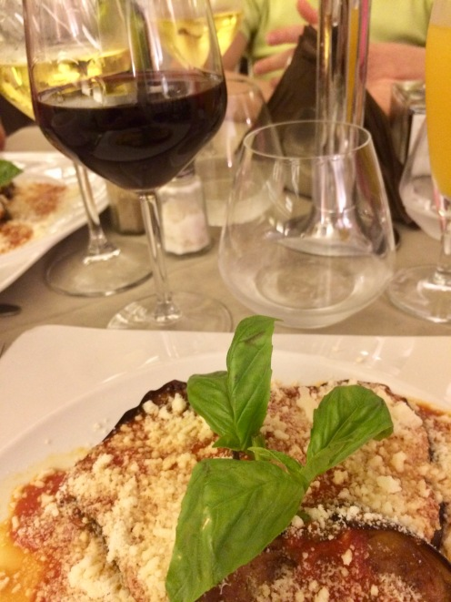 Lunch in Palermo, Sicily