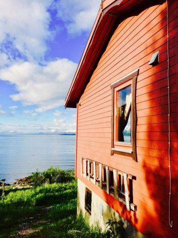 Cabin in Oldervik, near Tromso, Norway