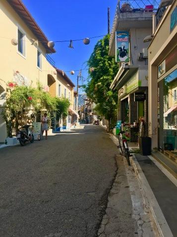 Vassiliki street